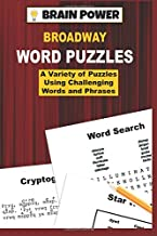 Broadway Word Puzzles