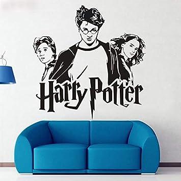 pegatina de pared pegatina de pared 3d Harry Potter Boys ...