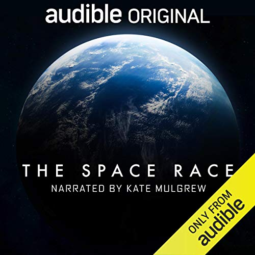The Space Race audiobook cover art