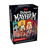 RWX Dungeon Mayhem & Dragons Board Game, Family Gathering Casual Card Game, Ejercicio Pensamiento lógico y análisis (Color : M-2)