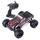 DAN DISCOUNTS Coche teledirigido 1:18 4WD RC Auto 40 km/h control remoto eléctrico todoterreno 2,4 GHz RC Offroad Buggy rápido coche de carreras juguete para niños y adultos