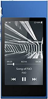FiiO M7 High Resolution Lossless Music Player with aptX, aptX HD, LDAC HiFi Bluetooth, FM Radio and Full Touch Screen Blue …