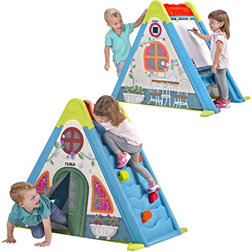 FEBER - Play&Fold Activity House 3 en 1 Casita (Famosa 800011400)