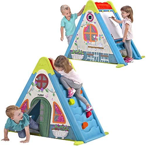 FEBER - Play&Fold Activity House 3 1 Casita Famosa
