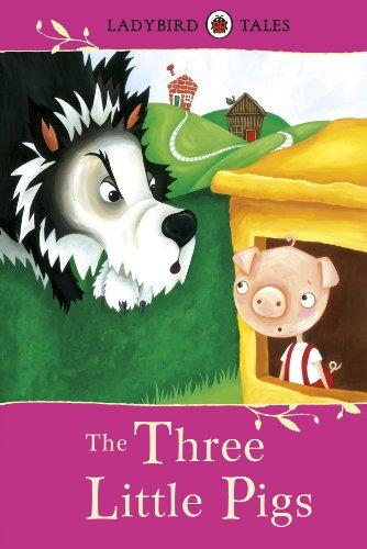 Ladybird Tales: The Three Little Pigs (English Edition)