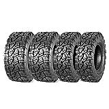Set of 4 Maxauto ATV UTV Tire 29x9x14 & 29x11x14 All Terrain Tire 29x9-14 Front 29x11-14 Rear Off-Road Tires Radial Tire Mud Sand Trail Tire 6PR Tubeless