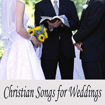 Christian Songs for Weddings