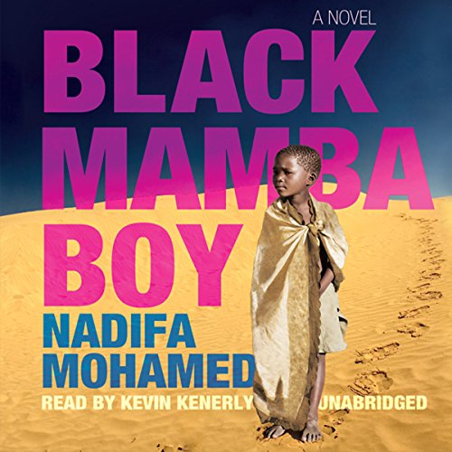 Black Mamba Boy  cover art
