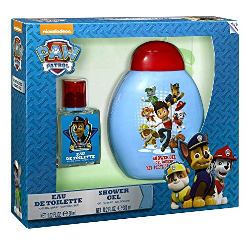 Cartoon Patrulla Canina Eau de toilette + douchegel - 1 verpakking