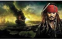 チャレンジパズルカリブ海ジャックのジグソー海賊団と海賊船1000