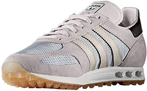 adidas Originals LA Trainer OG, clear grey-pearl grey-gum, 4