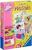 Ravensburger 18342 Mosaic Junior Prinzessinnen, DIY für Kinder ab 4 Jahren
