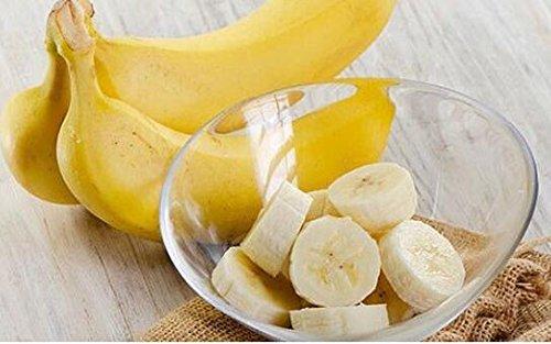 100 pcs Graines de bananes, arbres fruitiers nains, goût du lait, en plein air vivaces fruits semences pour les plantes de jardin 8