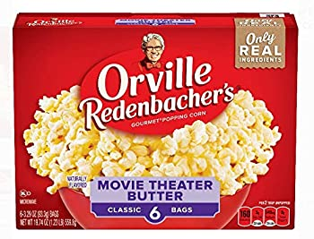 orville redenbacher s Movie Theater Butter Popping Corn Classic Bags 19.73 oz