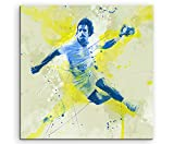 Paul Sinus Art Handball 60x60cm SPORTBILDER Splash Art