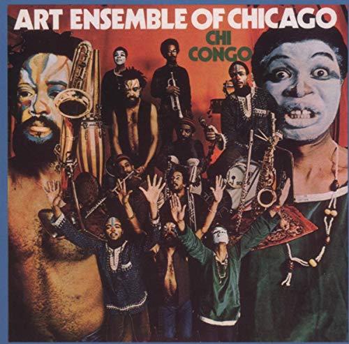Chi-Congo [Audio CD] Art Ensemble of Chicago