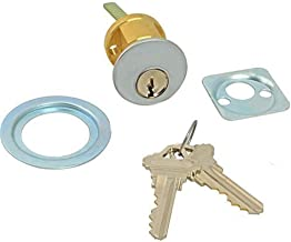 DETEX ECL230D Key Lock Rim RC65 Cylinder - for ECL-230D and Other ECL Models