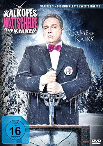 Kalkofes Mattscheibe - Rekalked: Staffel 1 - Die komplette zweite Hälfte [3 DVDs]