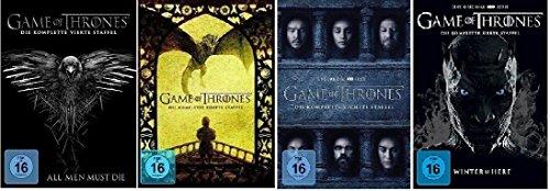 Game of Thrones Staffel 4-7 (4+5+6+7) [DVD Set]