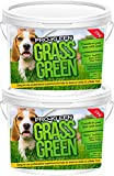 ProKleen Grass Green Lawn Fertiliser 5KG - Professional Grass Fertiliser for Thick Green