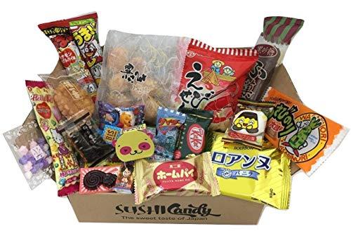 20 bonbons japonais DAGASHI set assortiments de confiseries japanese kitk japanese candyat