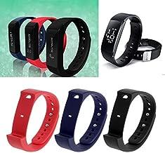 JohnnyBui - Smart Watch Strap Replacement TPU Band Strap Wristband For Iwown i5 plus Sports Smart Bracelet O05