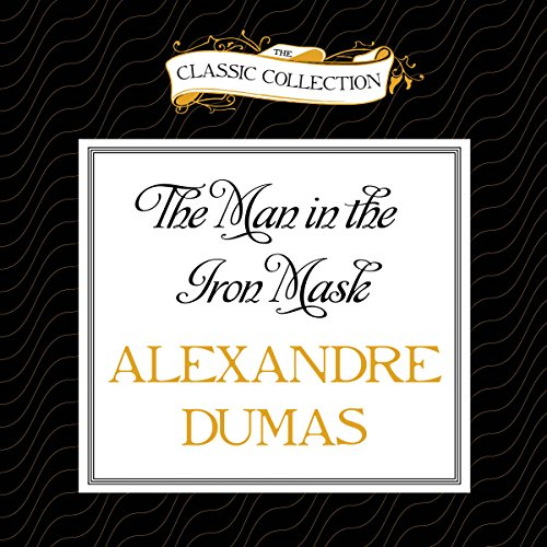 The Man in the Iron Mask                   By:                                                                                                                                 Alexandre Dumas                               Narrated by:                                                                                                                                 Geoffrey Sherman                      Length: 17 hrs and 5 mins     4 ratings     Overall 3.3