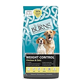 Burns Dog Weight Control