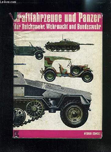 Die Kraftfahrzeuge der Polizei und des Bundesgrenzschutzes. Polizeifahrzeuge von 1920 bis 1974