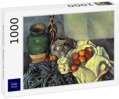 Lais Puzzle Paul Cézanne - Natura Morta con Mele 1000 Pezzi