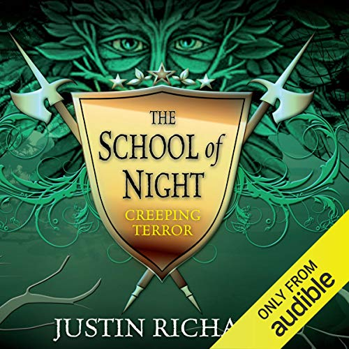 The School of Night: Creeping Terror copertina