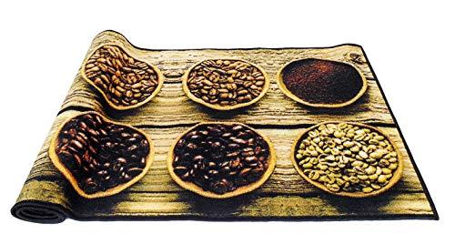 Adera Maison Tappeto Cucina 57x280 Guida Cucina Antiscivolo passatoia caffè