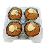 Cinnabon Frosting Filled Streusel Muffin Ships frozen, CANNOT be cancelled after being processed. Frozen Muffins