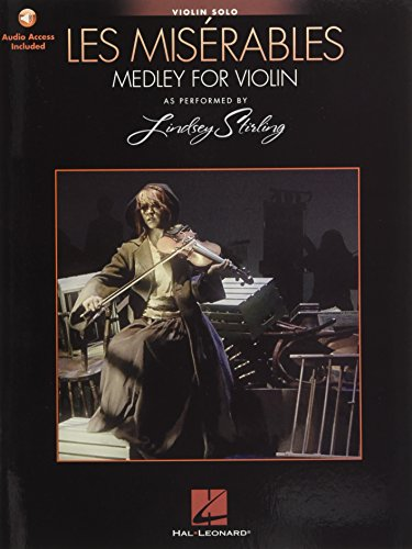 Medley For Violin Solo - As Performed By Lindsey Sterling (Book/Online Audio): Noten, Download für Violine: Medley for Violin Solo with Original Backing Tracks