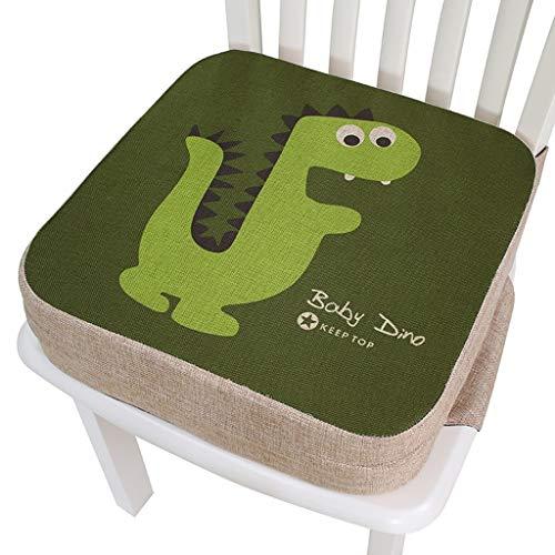 YULAN Pranzo-kussen voor kinderen voor kinderen – eettafel voor thuisgebruik – eettafel en eettafel – multifunctionele en stoelen 39 x 39 x 10 cm