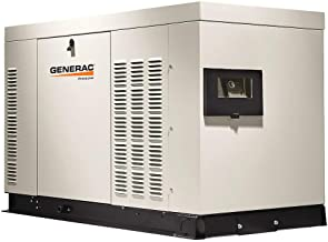 Generac RG03015ANAX Protector Series, 30kW Liquid Cooled Standby Generator, Diesel Powered, Single Phase, Aluminum Enclose...