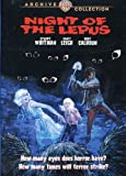 NIGHT OF THE LEPUS NEW DVD