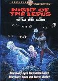 NIGHT OF THE LEPUS NEW DVD