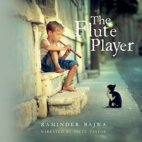The Flute Player audiobook cover art