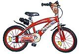 Toims - CARS Vélo enfant 16' - 5/8 ans