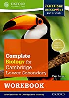 Complete Biology For Cambridge Secondary 1 Workbook: (Checkpoint Science) (Cie Checkpoint)