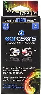 Earasers Musicians Hi-Fi Plugs Small