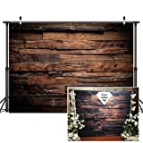 wood background - CYLYH 7x5ft Brown Wood Backdrop for Photography Customized Vintage Background for Photo Studio Props D104