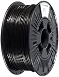 PrimaCreator PrimaValue 3D Drucker Filament - PLA - 2,85 mm - 1 kg - Schwarz