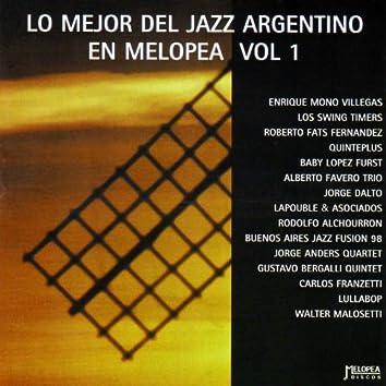 Lo Mejor del Jazz Argentino (Melopea) Vol. 1