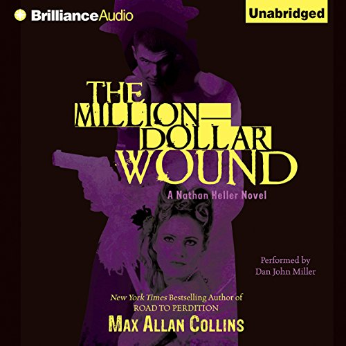 The Million-Dollar Wound audiobook cover art