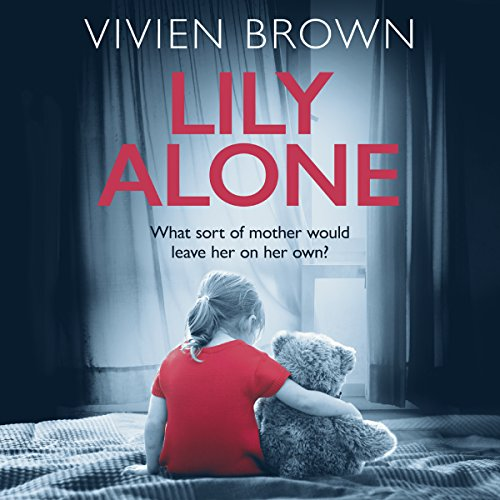 Lily Alone audiobook cover art