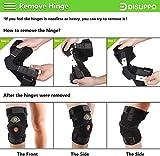 Zoom IMG-2 disuppo ginocchiera hinge per uomo