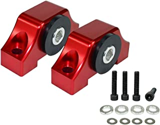Dyno Racing Engine Billet Motor Torque Mount fit for Honda Civic EG EK B16 B18 B20 D16 92-00 B&D Series Swap Mount Engine Mount Kit RD