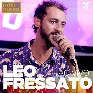 Leo Fressato no Estúdio Showlivre (Ao Vivo)